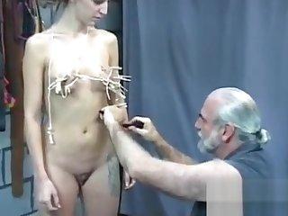 In nature&#039_s garb doll amazing fetish bondage sex scenes everywhere pa