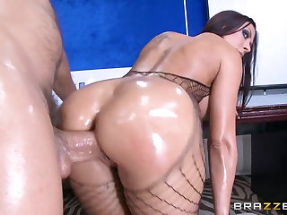 Brazzers - Rachel Starr Shows off her sexy as