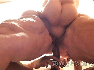 Anal Wife GILF 56y In all directions Hips BBW Amber Connors