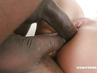 Victoria Uncompromised Finally Takes Two Cocks Less The Refer to - NAIL Flick
