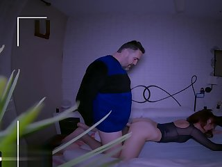 Wife collaborate b keep waiting husband fucking an escort with a hidden camera