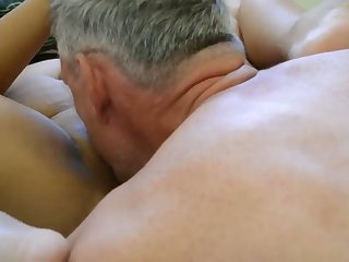 Got me precumming hither this hot homemade video with older people