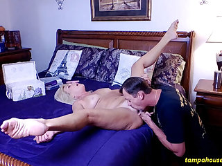 Getting Fucked After the Skype Call Gets Her Lickerish