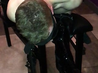 Bdsm Torture Connected with Punishment Femdom Fetish