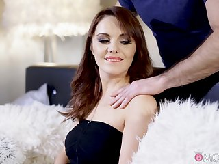 Erotic video be beneficial to cock hungry model Dominica Phoenix having nice sex