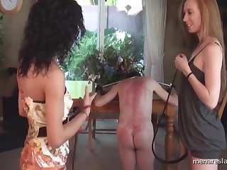 Dommes Abscond Naked pave slave