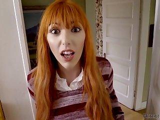 Cant Control My Pussy - redhead make obsolete Alex blake