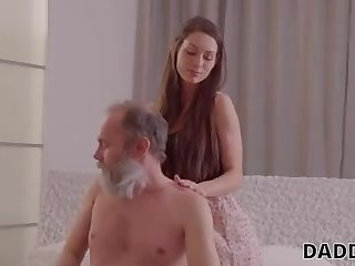 Doyenne shag seducing a youthfull slag