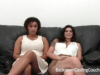 Outstanding Bi-Racial Hefty Peer at 3Some Pertain